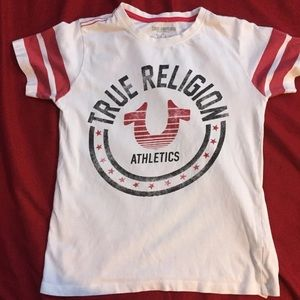 Kids True Religion shirt